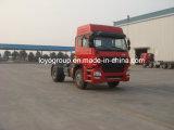 Тележка трейлера трактора Sinotruk 4X2 Hohan с 371HP