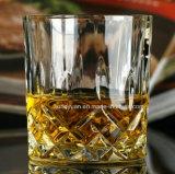 215ml Dimond, qualité, cuvette en verre de whiskey