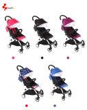 Baby-Spaziergänger für reisen 1 zweites, zum von Form zu falten und auszubreiten