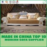 Conjunto casero moderno del sofá de la tela de los muebles