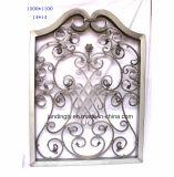 Porta de jardim decorativa da porta do ferro feito