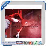 Rivestimento rosso della polvere della vernice di qualità di prezzi di spruzzo della caramella lucida poco costosa eccezionale della vernice