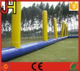 Гигантский раздувной шатер для игры Paintball