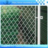 Cerca de la conexión de cadena del acoplamiento de alambre de la conexión de cadena