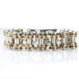Armband der Shineme Schmucksache-Edelstahl Handchain Form-Männer (BL2820)