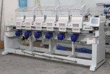 9 y 12 máquina plana Wy906c del bordado de las pistas +Sequin mezclados de la aguja 6