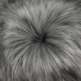 高い山の毛皮Macの毛皮ののどの毛皮の人工毛皮ファブリックアクリルの毛皮