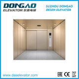 Machine d'ascenseur à marchandises sans chambre avec ascenseur de marchandises de bonne qualité