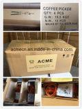 De nieuwe het Plukken van de Okkernoot van de Stijl Elektrische Machine van de Plukker van de Olijf van de Machine van de Schudbeker van de Boon van de Koffie van de Machine