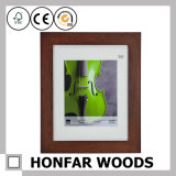 Het natuurlijke Stevige Houten Frame van de Foto van het Beeld voor Hotel Guestroom