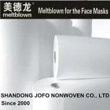 Tessuto non tessuto di Bfe99% Meltblown per le mascherine dell'ospedale
