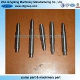 機械で造られたサイズのカスタマイズされた鍛造材鋼鉄シャフト