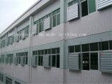 産業研修会の倉庫のプラント換気扇のブロア