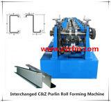 Het Kanaal die van het staal C Machine maken