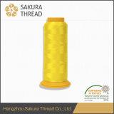 De aangepaste In het groot Draad van de Polyester van het Borduurwerk van oeko-Tex Sakura