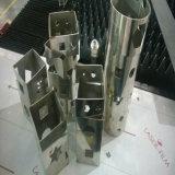Prodotto del tubo del metallo che elabora la tagliatrice del laser della fibra