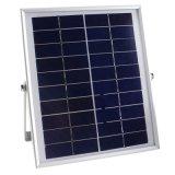 明るさの調節可能で最も新しい到着20 LEDのリモート・コントロール太陽洪水ライト太陽スポットライトの庭ランプ