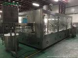 Warmeinfüllen-Maschinen-/Getränkeplomben-abfüllende Zeile Maschinerie/3 in-1