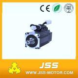 400W mini motor servo con cable y codificador de China de alta calidad y barato de baja Par de retención y de alta velocidad del motor servo