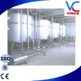 Sistema da limpeza do CIP da alta qualidade para o suco do leite
