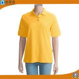 Les femmes neufs raffinent des chemises de polo de sport de forme physique de chemises de polo