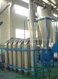 Película plástica do desperdício da eficiência elevada que recicl a maquinaria