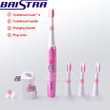 Cepillo de dientes eléctrico recargable agraciado del color de rosa A39plus del uso popular