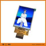 "Модуль QVGA TFT LCD индикации 2.8 LX "" с сопротивляющей панелью касания"