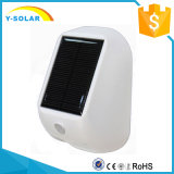 Bright Outdoor Wireless 4 LED Mini sensor de movimento PIR Solar Powered LED Lights SL1-36