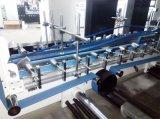 Esquina cuatro seises plegable pegando la máquina para el rectángulo acanalado (GK-1200/1450PCS)