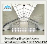 De duurzame Tent van de Hangaar van het Vliegtuig van het Frame van de Legering van het Aluminium voor Militaire Tent T&C