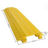 Protector de goma del cable de la varia talla