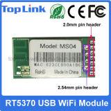 Module sans fil de vente chaud de réseau WiFi de 11n 150Mbps Rt5370 USB pour la maison sèche