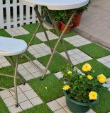 Tuile extérieure de joint de décoration de jardin enclenchant la tuile artificielle d'herbe