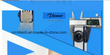 Projetor Coolux X6 da mostra dos dados com DLP-Ligação 3D 1080P da bateria do Li-íon 8000mAh