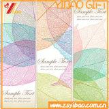 Подарок собрания метки бумажной книги листьев изготовленный на заказ (YB-HR-1)
