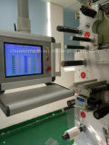 Desvio automático que corrige o sistema, controlador múltiplo do esporte das hastes, máquina cortando giratória