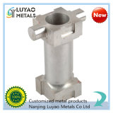 Aluminiumbefestigungsteile mit der CNC maschinellen Bearbeitung