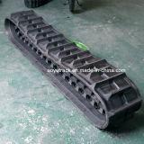 Rubber Spoor voor de Maaimachine van Kubota PRO688