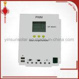 Controlador solar da carga de 12V ou de 24V 40A com tela do LCD