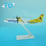 Plastic Ambacht Atr72-500 Aurigny 18cm 1/150 Vliegtuig voor Verkoop