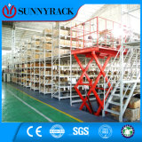 CE Multi-Layer Warehouse Steel Storage Mezzanine Rack