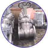 Válvulas de puerta del Bb del acero de bastidor del estruendo Pn16 CF8m