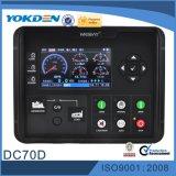 Controlador inteligente da monitoração remota do gerador de DC70d