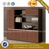Estante para libros de madera de los muebles de oficinas de la cabina de fichero (HX-6M264)