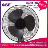 Elektrische Geräteschwarzes mit querem niedrigem Standplatz-Ventilator (FS-40-S010)