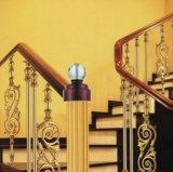 Colonna europea raffinata villa di alta qualità della lega di alluminio dell'hotel