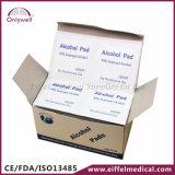 Het medische Stootkussen van de Alcohol van Alky van de Eerste hulp van de Redding van de Noodsituatie