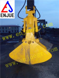 I cinesi fabbricano per la benna idraulica dell'escavatore della gru a benna della copertura superiore da vendere