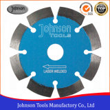 Cortador de piedra: 105mm Diamond láser Saw Blade